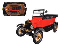 1925 Ford Model T Touring Red 1/24 Diecast Model Car by Motormax