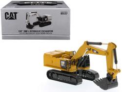 "CAT Caterpillar 390F L Hydraulic Excavator ""Elite Series"" 1/125 Diecast Model by Diecast Masters"