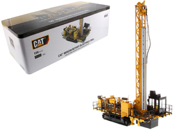 Category: Dropship Die Cast Model Cars And Trucks, SKU #85581, Title: CAT Caterpillar MD6250 Rotary Blasthole Drill with Operator