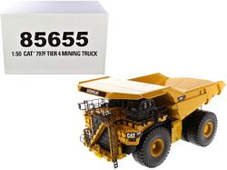 Category: Dropship Die Cast Model Cars And Trucks, SKU #85655, Title: CAT Caterpillar 797F 4 Tier Mining Truck