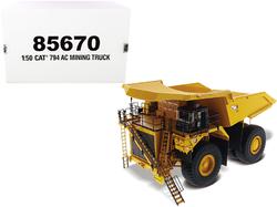 Category: Dropship Die Cast Model Cars And Trucks, SKU #85670, Title: CAT Caterpillar 794 AC Mining Truck