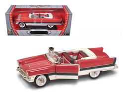 1955 Packard Caribbean Cinnamon 1/18 Diecast Car by Road Signature