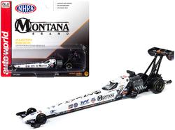 "2019 NHRA TFD (Top Fuel Dragster) Austin Prock ""Montana Brand"" 1/64 Diecast Model Car by Autoworld"