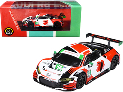 Audi R8 LMS #88 WRT Speedstar Daytona 24 Hours (2019) 1/64 Diecast Model Car by Paragon