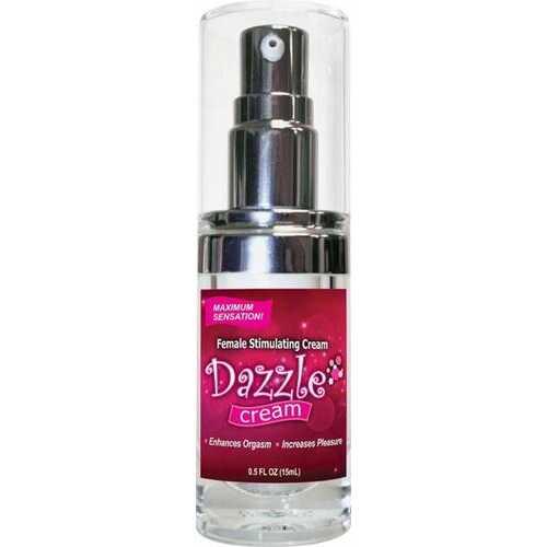 DAZZLE CREAM 0.5 OZ 6PC BOTTLE COUNTER DISPLAY