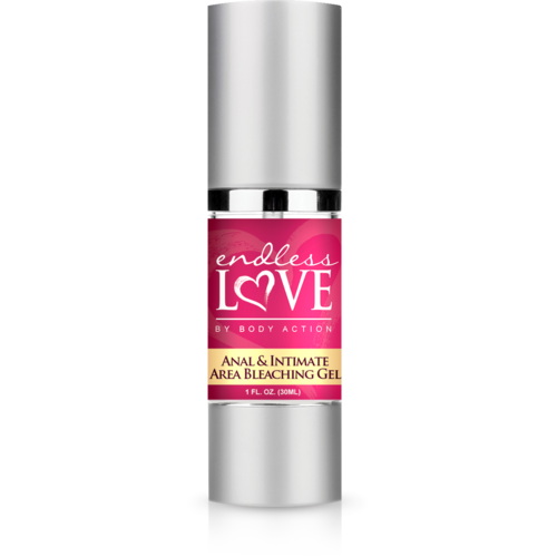 ENDLESS LOVE BLEACHING GEL ANAL & INTIMATE AREA 1 OZ.