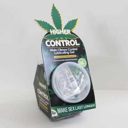 HIGHER CONTROL SAMPLE PACKET 50PC FISHBOWL DISPLAY