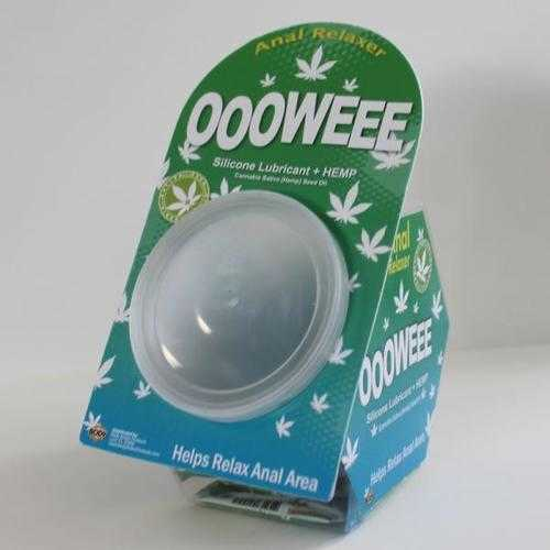 OOOWEEE SAMPLE PACKET 50PC FISHBOWL DISPLAY