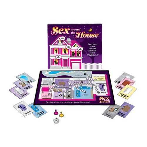 SEX AROUND THE HOUSE 2