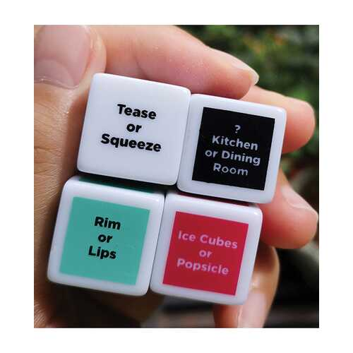 ULTIMATE ROLL ORAL SEX DICE