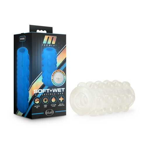 M FOR MEN SOFT & WET ORB FROSTED