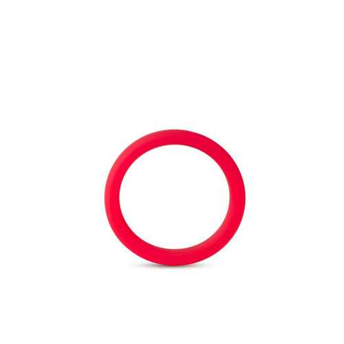 PERFORMANCE SILICONE GO PRO COCK RING RED