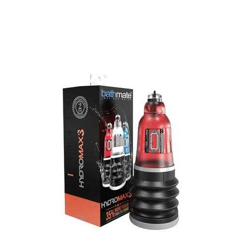 (WD) HYDROMAX 3 BRILLIANT RED
