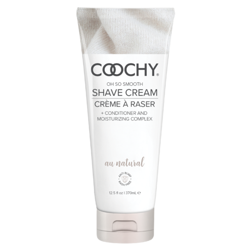 COOCHY SHAVE CREAM AU NATURAL 12.5 OZ