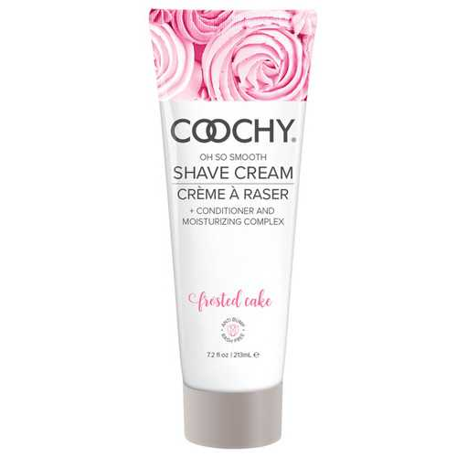COOCHY SHAVE CREAM FROSTED CAKE 7.2 OZ