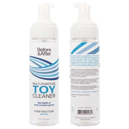 BEFORE & AFTER TOY CLEANER FOAMING 7OZ