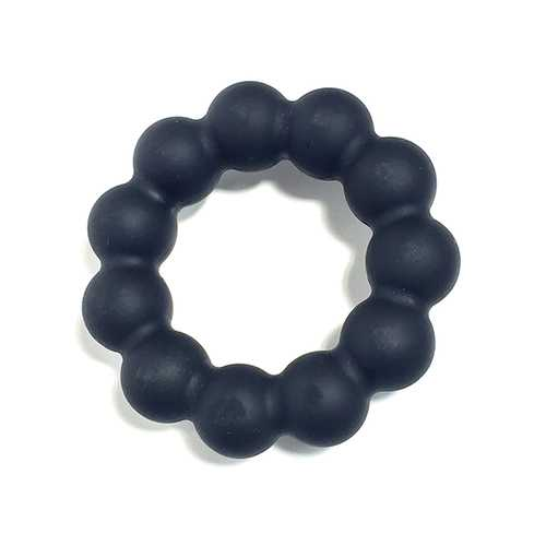 BONEYARD MEAT BALLZ 45MM COCK RING BLACK