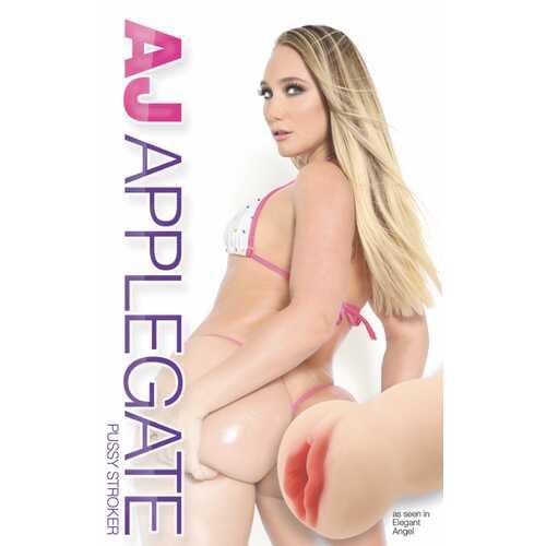 AJ APPLEGATE- PUSSY STROKER