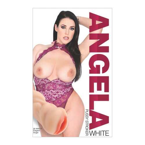 ANGELA WHITE- PUSSY STROKER