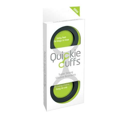 QUICKIE CUFFS (LARGE)