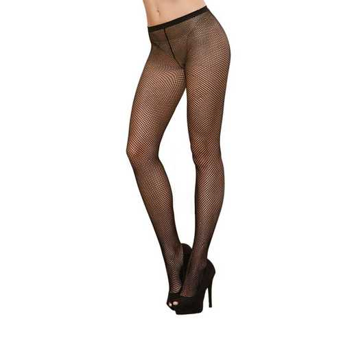 PANTYHOSE FISH NET BLACK OS BARCELONA