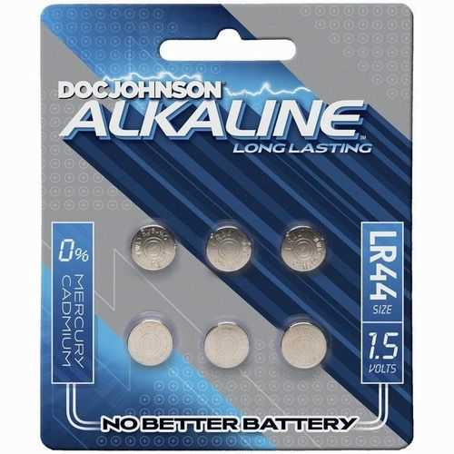 DOC JOHNSON BATTERIES LR44