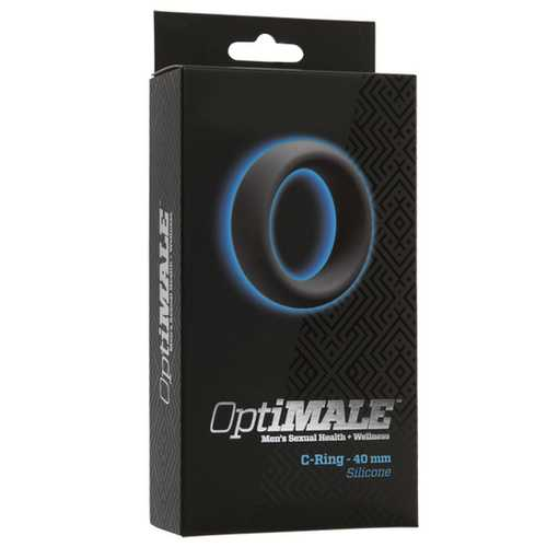 OPTIMALE C-RING 40MM SLATE