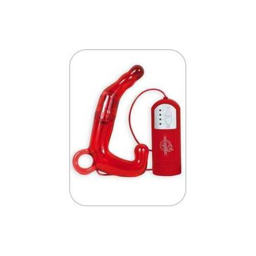 MENS PLEASURE WAND RED
