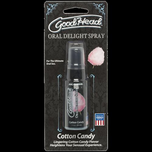 GOODHEAD ORAL DELIGHT SPRAY COTTON CANDY 1 OZ