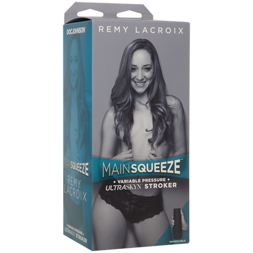 MAIN SQUEEZE REMY LACROIX PUSSY STROKER