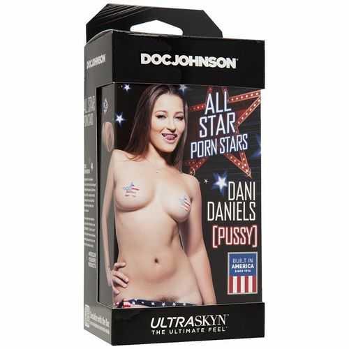 ALL STAR PORN STARS DANI DANIELS POCKET PAL