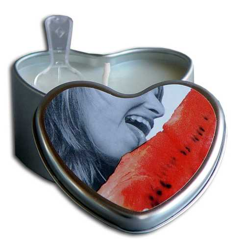 EDIBLE CANDLE WATERMELON 4 OZ