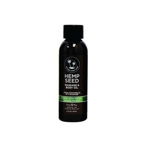 MASSAGE OIL NAKED IN THE WOODS 2 OZ