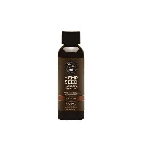 MASSAGE OIL ISLE OF YOU 2 OZ