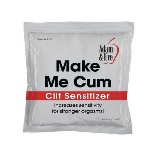 ADAM & EVE MAKE ME CUM CLIT SENSITIZER 144PC BOWL