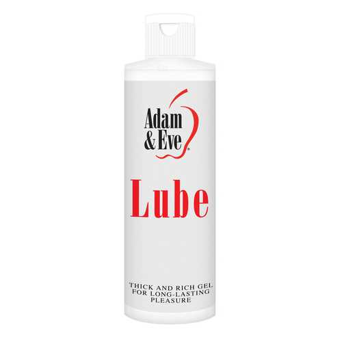 ADAM & EVE PROMOTION LUBE 8 OZ