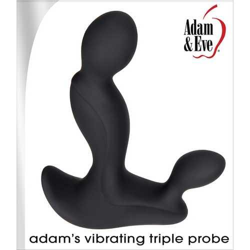 ADAM & EVE ADAM'S VIBRATING TRIPLE PROBE