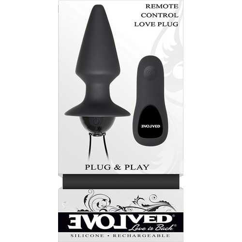 (WD) EVOLVED PLUG & PLAY