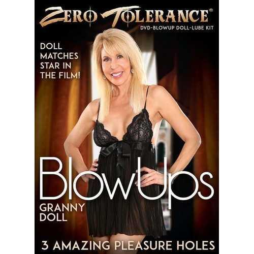 ZERO TOLERANCE BLOW UPS GRANNY LOVE DOLL