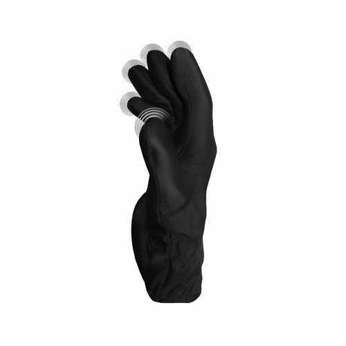 FUKUOKU GLOVE RIGHT HAND MEDIUM BLACK