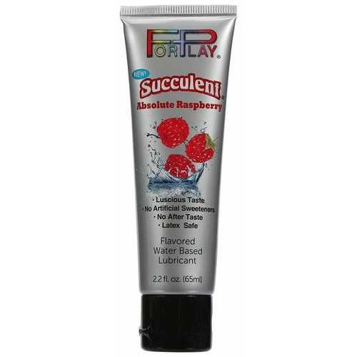 (D) FORPLAY SUCCULENTS TUBE ABSOLUTE RASPBERRY 2.2 OZ
