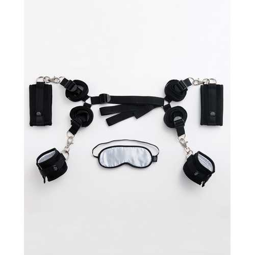 FIFTY SHADES BED RESTRAINT KIT