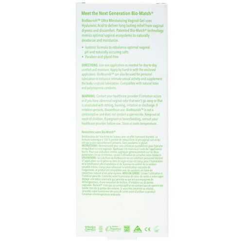 GOOD CLEAN LOVE BIONOURISH MOISTURIZER W/ HYALURONIC ACID 2 OZ (NET)