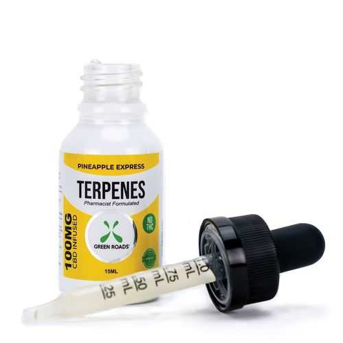 (D) TERPENES OIL PINEAPPLE EXP 100MG (NET)