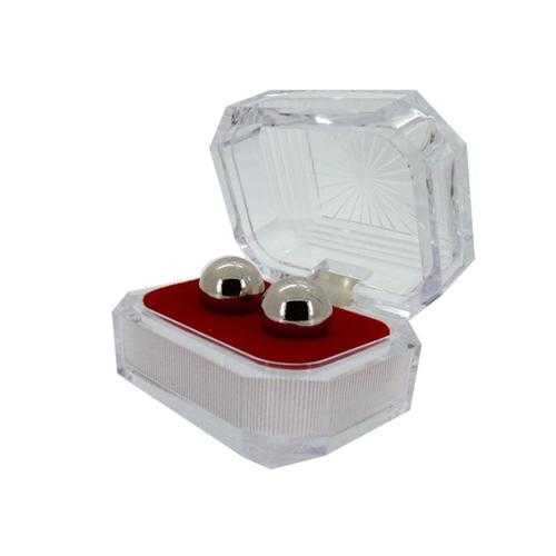 BEN WA BALLS CRYSTAL BOX CHROME