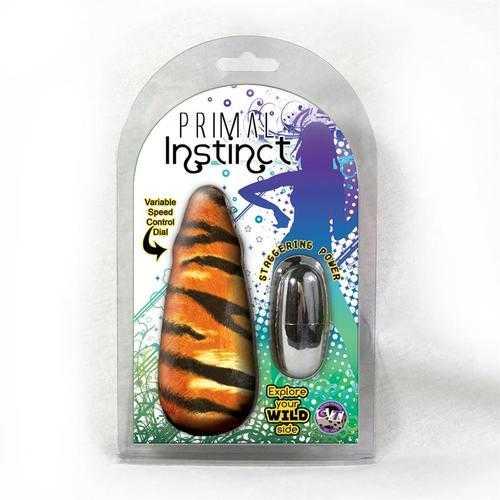 PRIMAL INSTINCTS TIGER