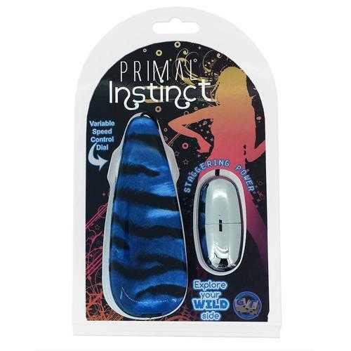 PRIMAL INSTINCTS BLUE TIGER