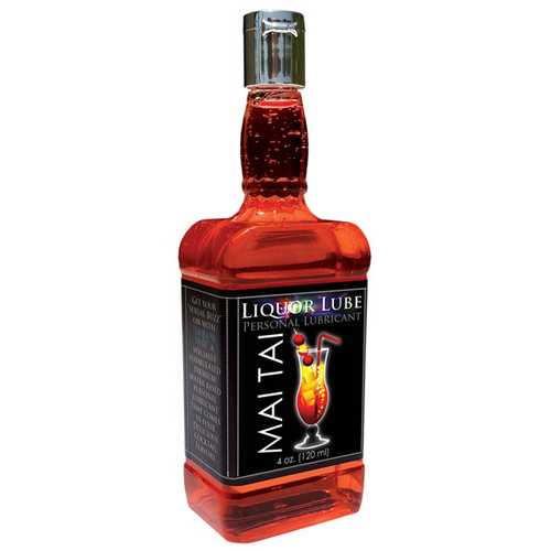 LIQUOR LUBE MAI TAI 4 OZ