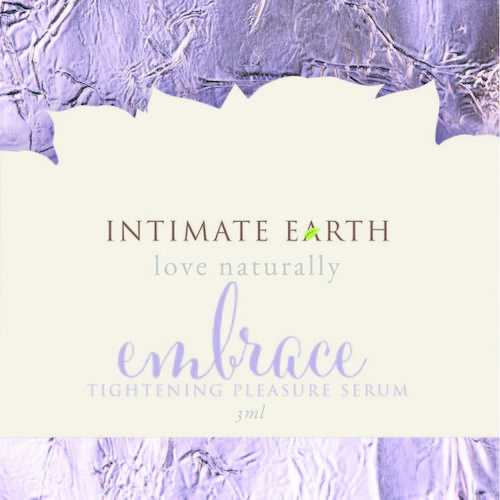 INTIMATE EARTH EMBRACE VAGINAL TIGHTENING GEL FOIL PACK 3ml (EACHES)