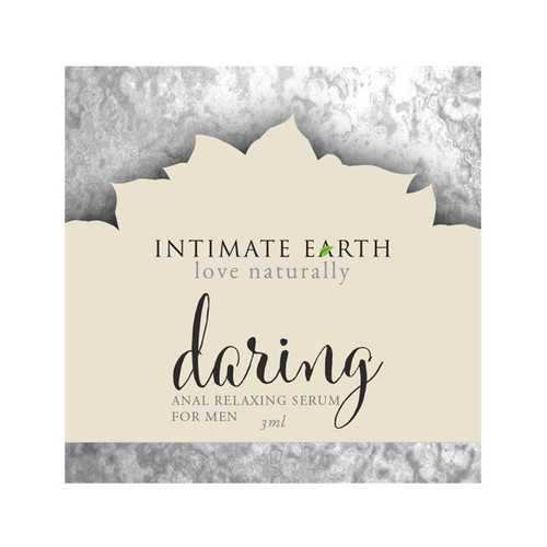 INTIMATE EARTH DARING ANAL SERUM FOR MEN FOIL SACHET 3ML
